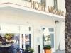 Hotel Miramar fachada-bicis